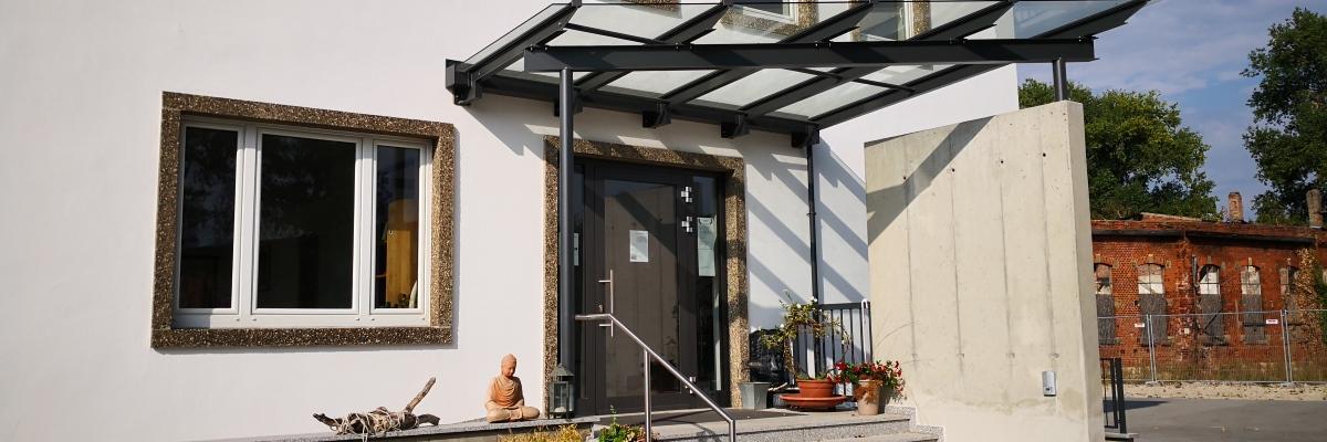Eingang Tao e.V. in Bamberg